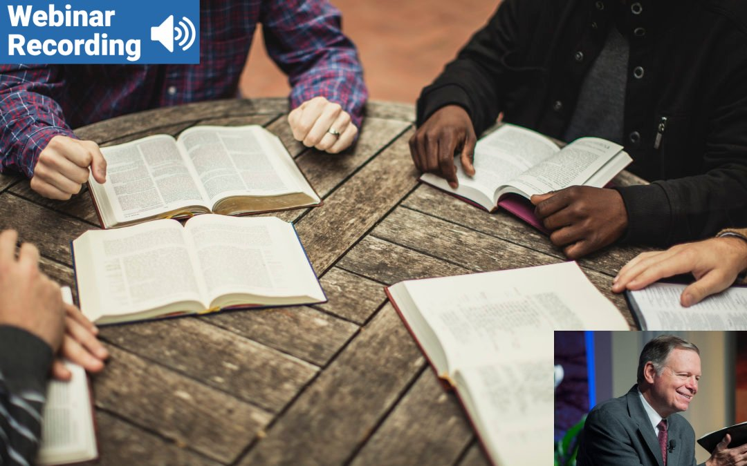 Five Secrets For Effective Bible Study