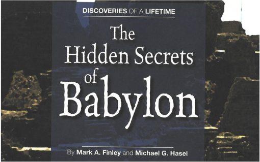 secrets of Babylon