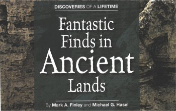 Fantastic Finds in Ancient Lands