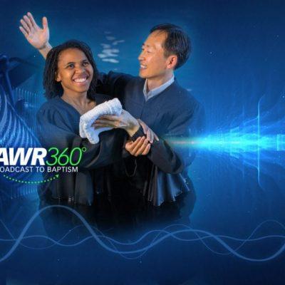 AWR360 Cellphone Evangelism