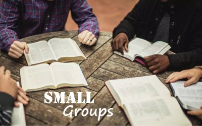Doing small groups the right way-Part 3<br>By Dr. Mark Finley