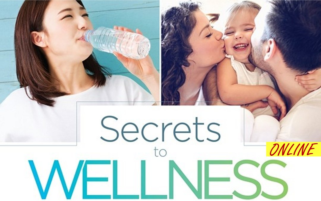 1) Water – Secrets to Wellness<br/>By Teenie Finley