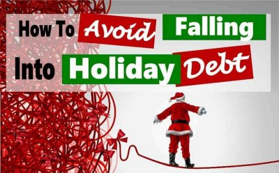 How to Avoid Falling into Holiday Debt by Chris Sealey