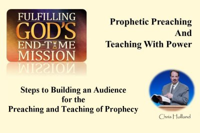 Practical Steps to Building an Audience for Preaching, Teaching, and EvangelismBy Chris Holland