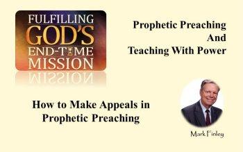 Making Appeals by Mark Finley