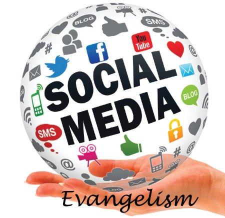 Social Media Evangelism<br>By Alyssa Truman