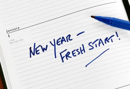Four (4) Practical Steps for Making Your New Year's Resolutions Stick<br>By Mark Finley