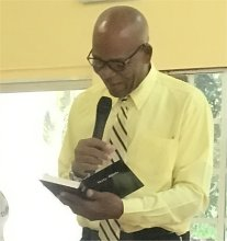 Kenyon-Pierre - Local Church Elder