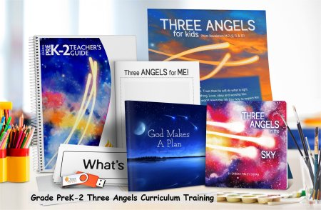 Grades PreK-2 Three Angels Curriculum Training by Dr. Sandra Doran
