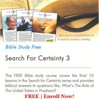 Search for Certainty 3